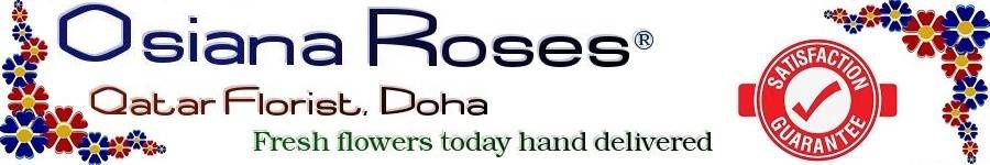 Funeral, Sympathy flowers - Osiana roses, Manama, Bahrain